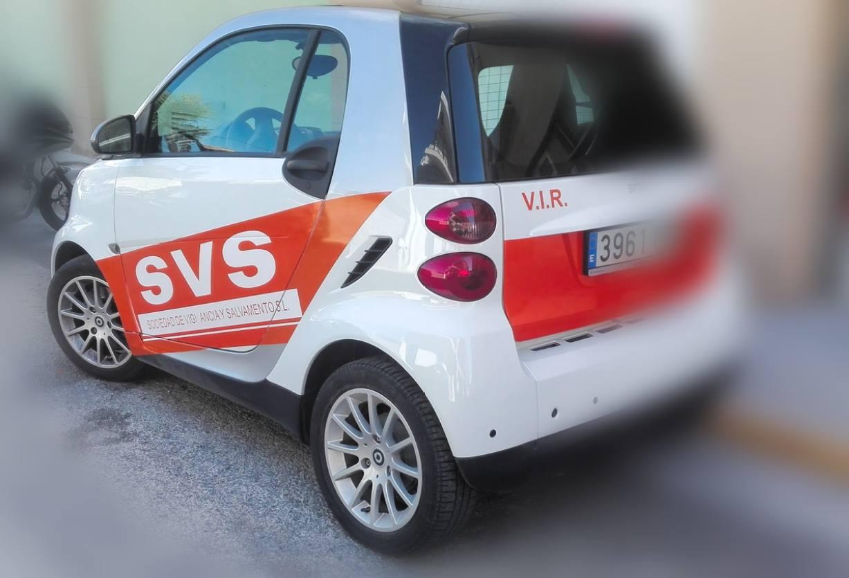 SVS Sociedad de vigilancia y salvamento
